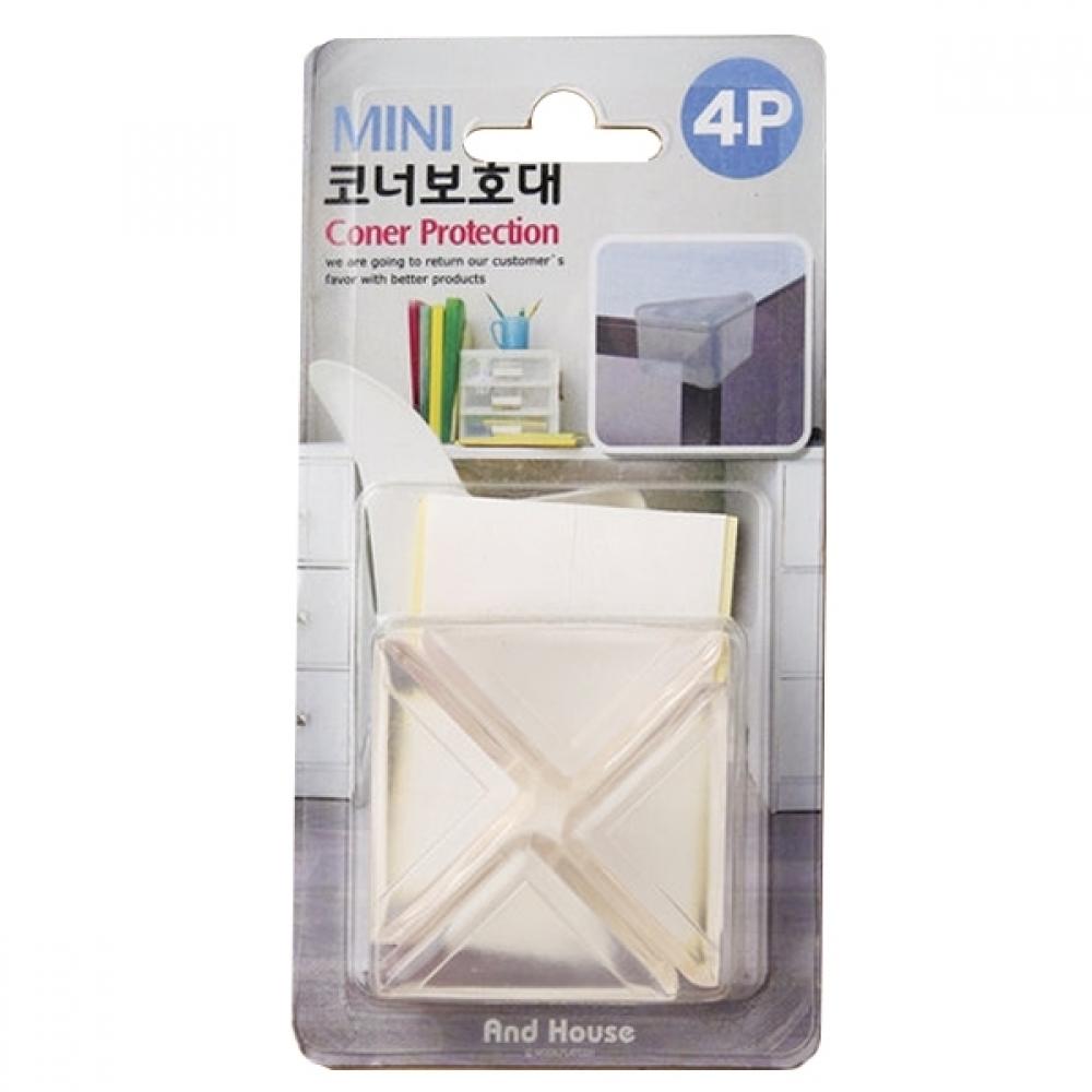 유니온 안전용품 - 코너보호대 (미니 4P) (LF51)