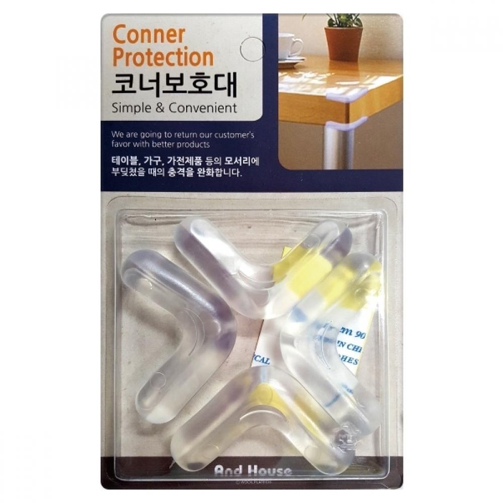 유니온 안전용품 - 코너보호대 (4PCS) (CN01)