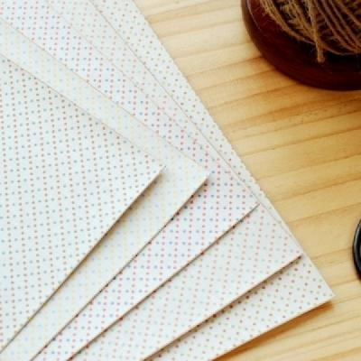Fabric Sticker - ann dot