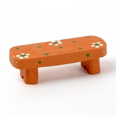 Resin chair - 04 Brown