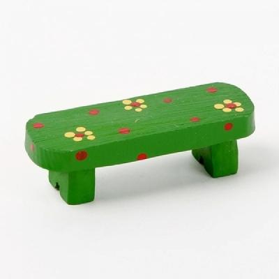Resin chair - 02 Green