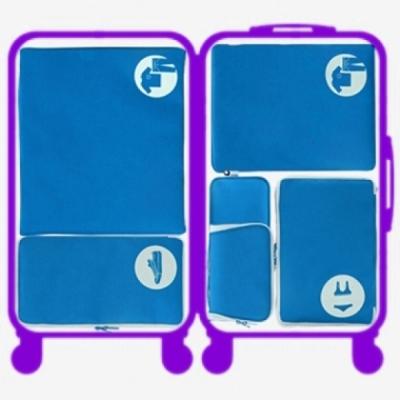 던디 여행용 파우치 아이콘 - 트래블6종세트