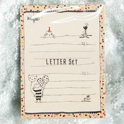 편지지 YL-31 고냥이 레터세트