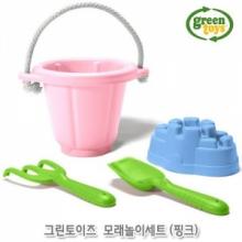 그린토이즈 모래놀이세트 (핑크)