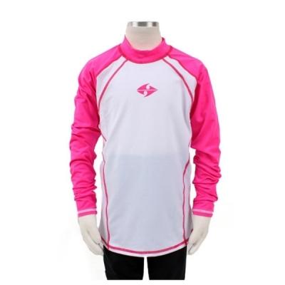 피코 아동 수영복 상의 01 컬러 1602 핑크 (사이즈선택)