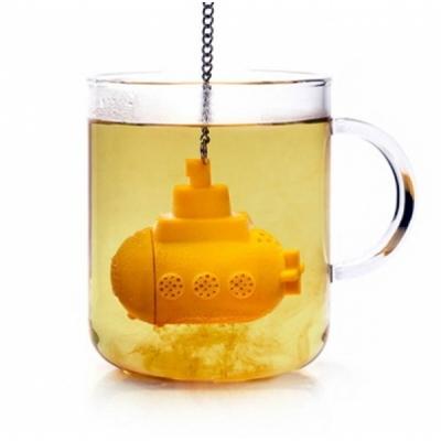 Tea Sub 노란 잠수함 티 인퓨저