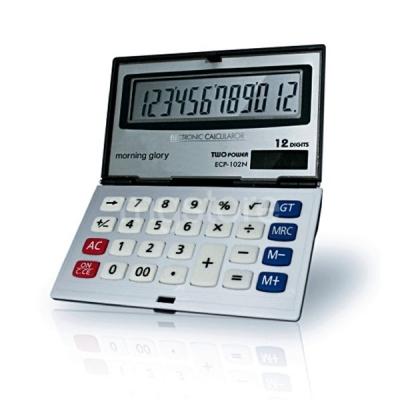 모닝글로리 ECP-102N 휴대용계산기
