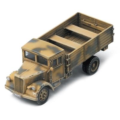아카데미 1대72 독일군 카고 트럭 (전기 후기형) (13404)