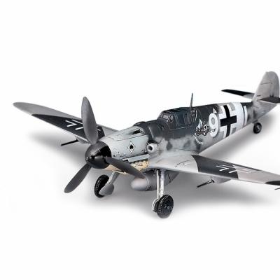 아카데미 프라모델 1/72 메서슈미트 BF109G-6 (12467)