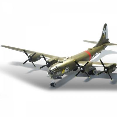 아카데미 1대72 미육군항공대 B-29A 올드 배틀러 (12517)
