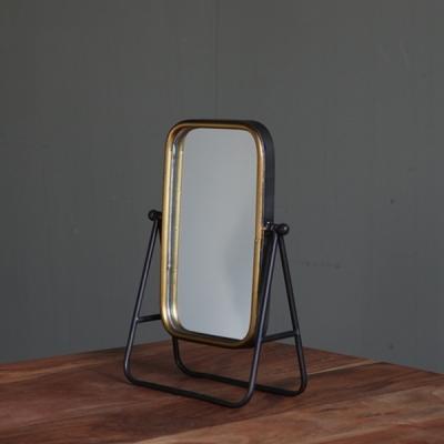 럭키 빈티지 탁상거울