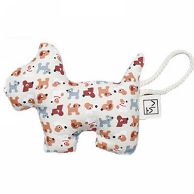 시소플레이 킁킁 인형 강아지-브라운 (노즈워크)