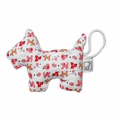 시소플레이 킁킁 인형 강아지-핑크 (노즈워크)