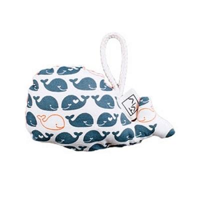 시소플레이 킁킁 인형 돌고래-오렌지 (노즈워크)