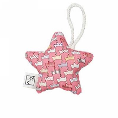 시소플레이 킁킁 인형 별-핑크 (노즈워크)