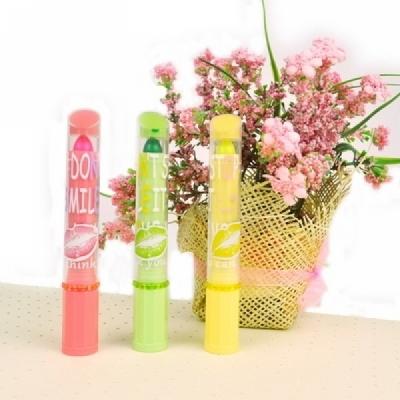 립스틱 모양 형광마킹펜