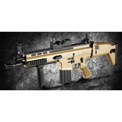 아카데미 FN SCAR-L CQC 전동건 (Tan) (17410)