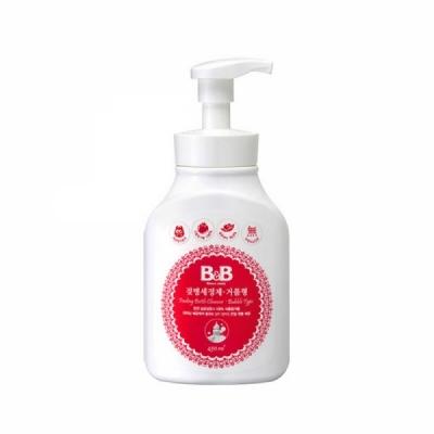 보령 비앤비 신형 젖병세정제 거품 (용기 450ml)