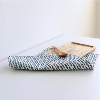 피쉬 방수 식탁매트(2color)