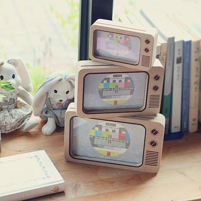TV 나무액자 (3size)