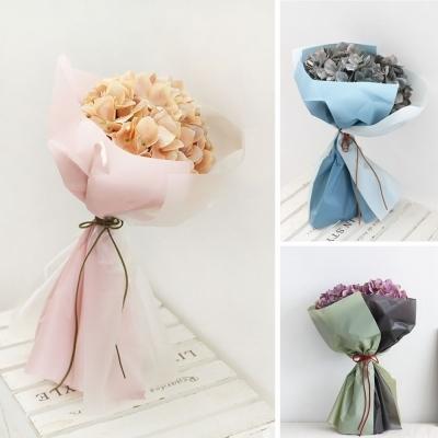 페탈수국 조화 꽃다발 (3color)