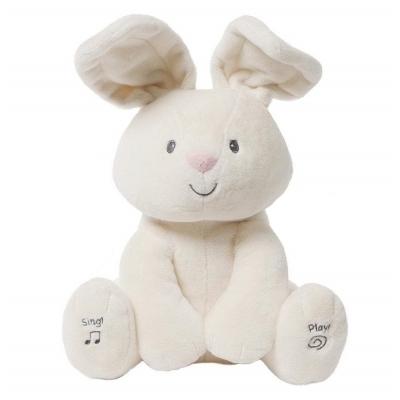 GUND 노래하는 까꿍 토끼 (G6050681)