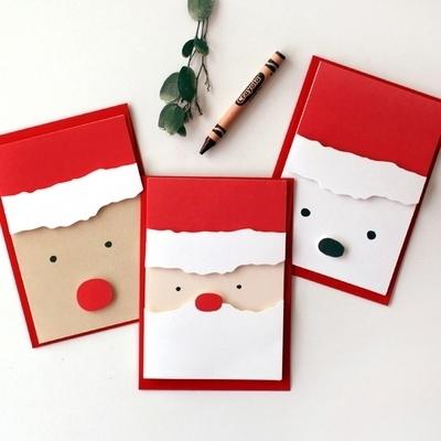 크리스마스 카드 - Dinky