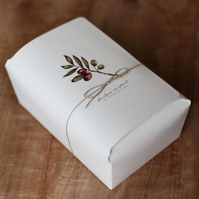 루시드 박스 - Olive (Large)