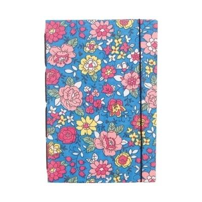 BooKiss 북아트1014 꽃-파랑