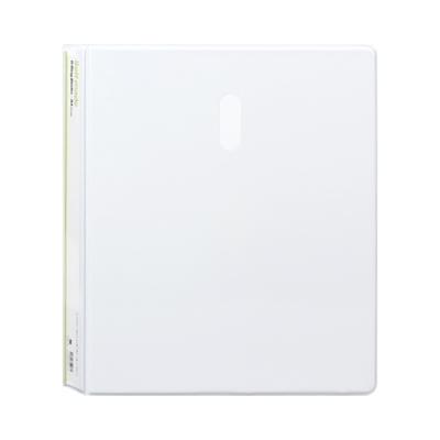 A4 백색 3CM 3D링 바인더 BW937