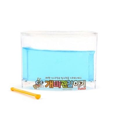 팬시로비 개미 관찰하기 (소) (블루) (1012)