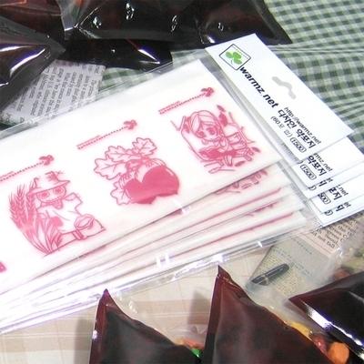 디자인약포지 가을(분홍)