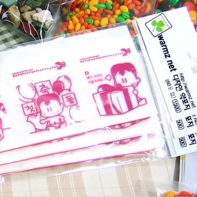 디자인약포지 돌잔치Ⅱ(분홍)