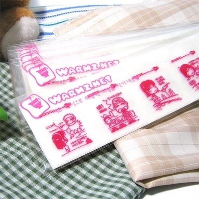 디자인약포지 곰신(분홍)