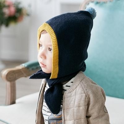 윙하우스 모모프렌즈 도로시 후드워머 (블루)