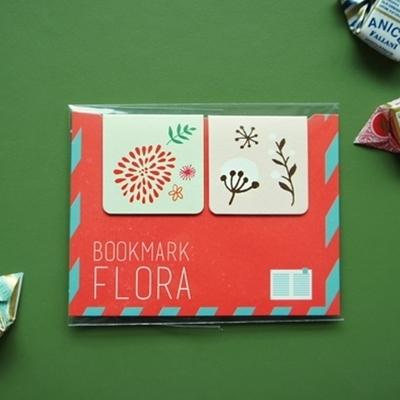 Flora Bookmark