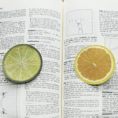 레몬-메모잇 세트