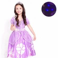 코스튬 한중 소피아 드레스 고급형 라이팅 (택1)