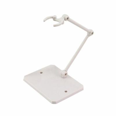 꿈그림 프라모델 C형 액션베이스 하얀색 (건담. 피규어용)