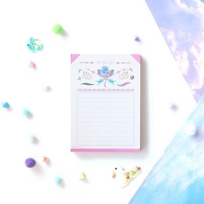 체크리스트 - 풍경소리(핑크)