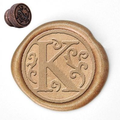 샤이니 퍼스널 씰링 헤드 1개 (WSZ-011) 알파벳 K
