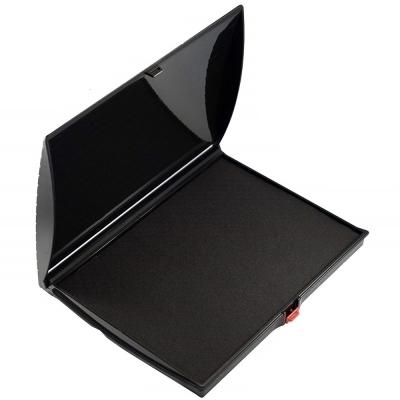 샤이니 스탬프 패드 S-4F (특대형) (128x178mm) (먹색)
