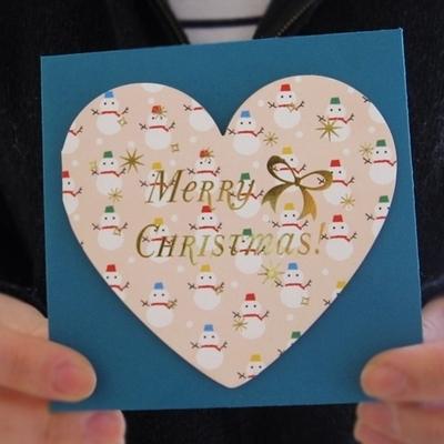 눈사람_Heart Christmas