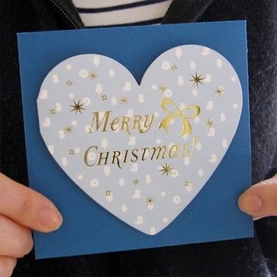 블루_Heart Christmas