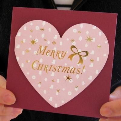 핑크_Heart Christmas