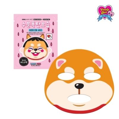 비앤씨 캔디걸 코스메틱 마스크팩 (강아지)