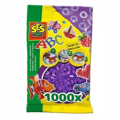 SES 비즈 1000pcs (퍼플) (00709)