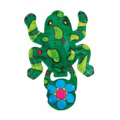 컬러룬 삑삑이 개구리 (10인)