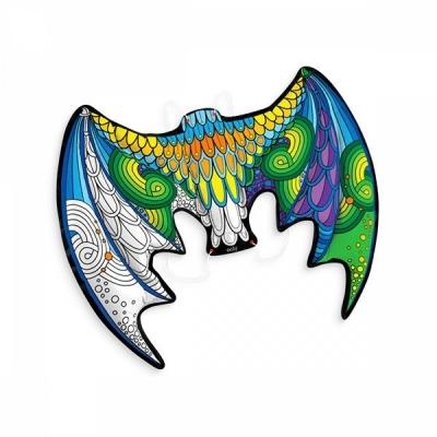 컬러룬 3D 컬러링 울리 (드래곤 날개)