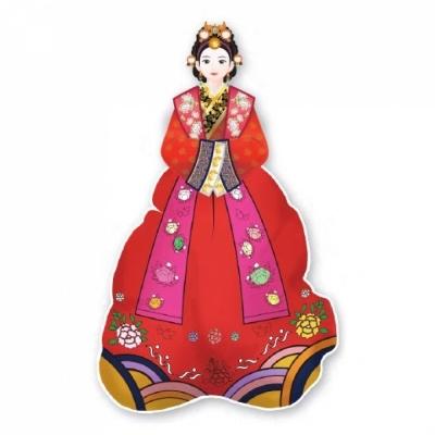 컬러룬 삼국시대 전통의상 신라 (10인)
